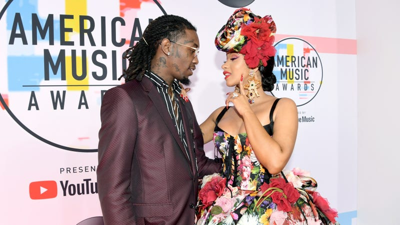 Cardi B And Offset Went To Puerto Rico Together