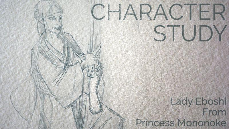 Illustration for article titled With Lady Eboshi, Princess Mononoke presents something more subtle than a villain