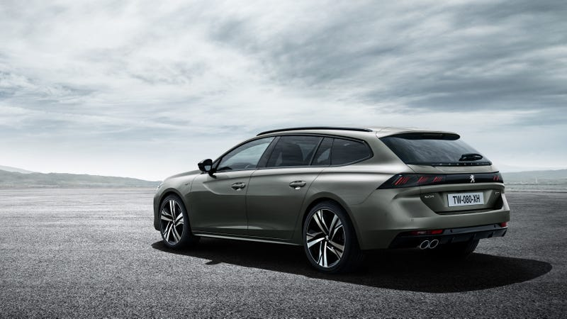 I Love The 2019 Peugeot 508 Sw Wagon Because I M A Masochistic Nitwit