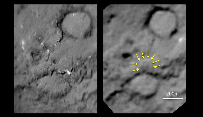 Illustration for article titled NASA Proudly Returns To Take Photo Of The Hole It Made