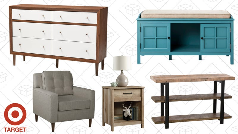 Target Wants You To Redecorate Your Place For Up To 40 Off
