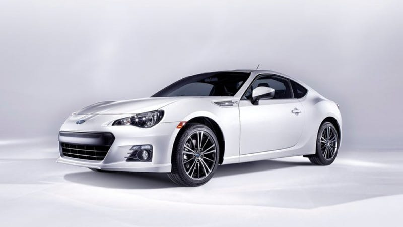 Illustration for article titled Subaru BRZ: This is it