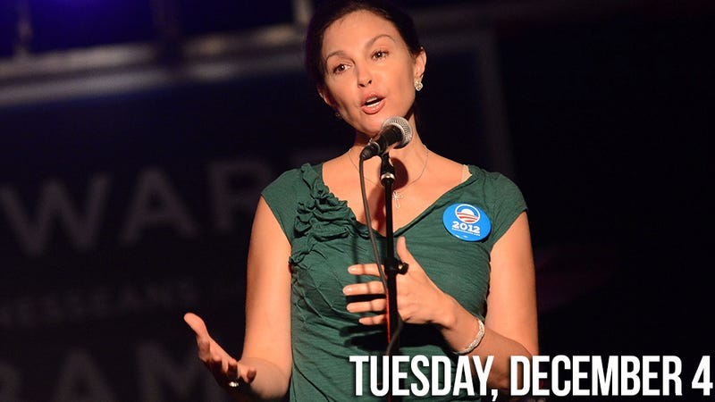 Illustration for article titled Ashley Judd's Political Career Looking Pretty Real
