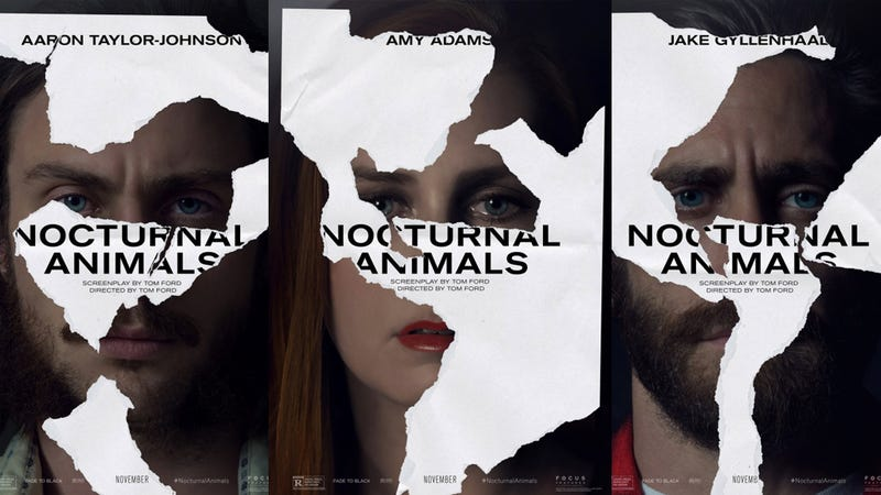 Tom Ford's Nocturnal Animals Is Too Stupid To Be Sexy