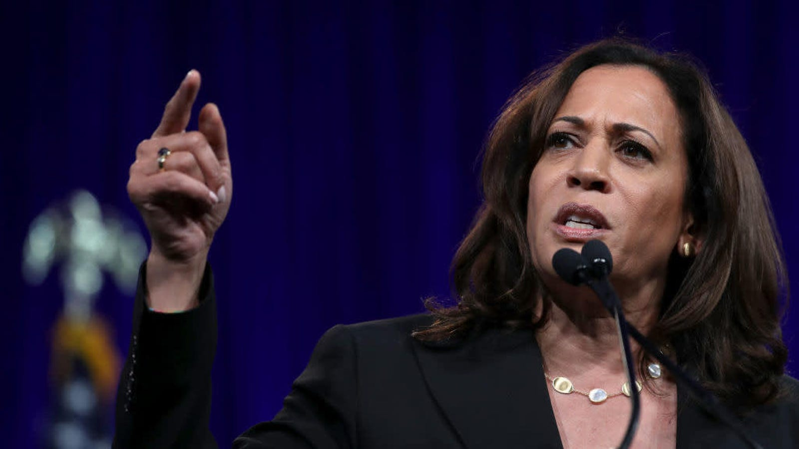 Kamala Harris Proposes Spending $10 Trillion (Yes, That's Trillion With a 'T') to Fight Climate Change