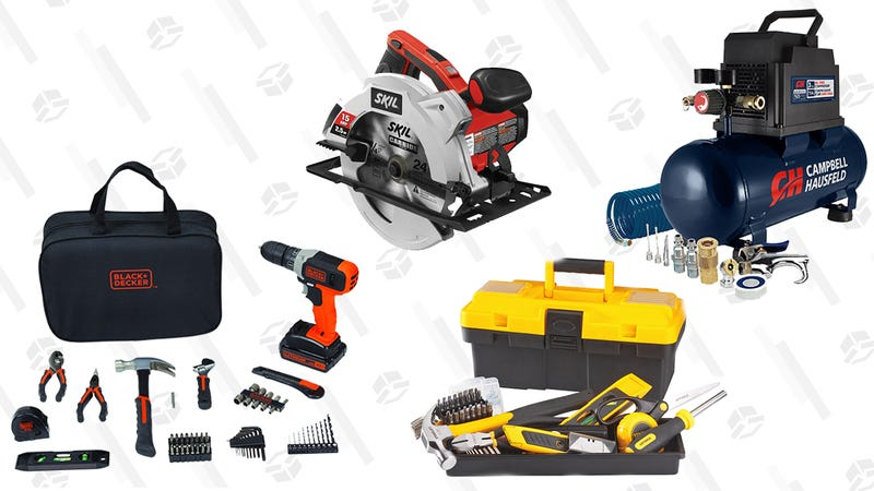 "Black + Decker 75-Piece 20-Volt MAX Project Kit | $50 | WalmartSKIL 15-Amp 7.25"" Circular Saw 