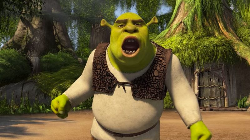 Illustration for article titled DreamWorks launches YouTube channel with original series, Shrek vlogs
