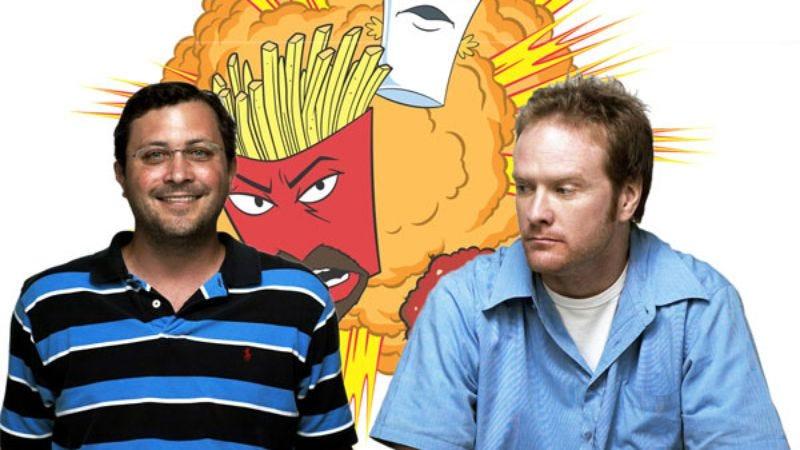Illustration for article titled Matt Maiellaro & Dave Willis