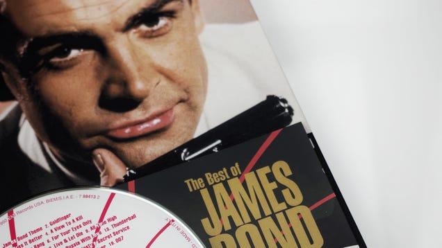 Earn $1,000 Binge Watching All 24 James Bond Movies