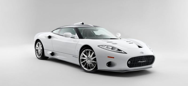 Illustration for article titled Spyker lives on, another chapter after all?