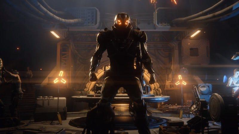 Screenshot: Electronic Arts