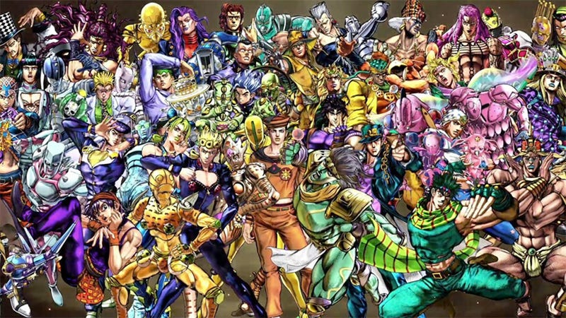 Illustration for article titled Report: A New JoJo Fighting Game is Coming to PS4