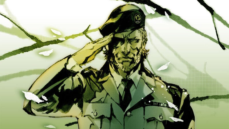 Illustration for article titled Metal Gear Solid 3 Is a Craftily Subversive Masterpiece