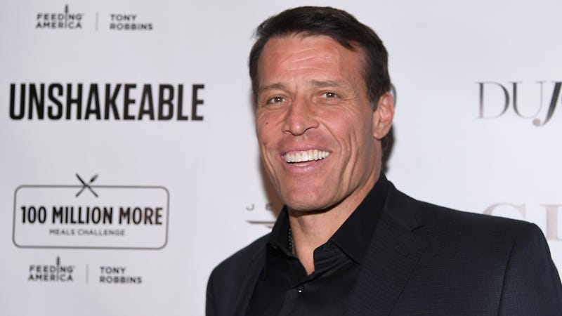 Illustration for article titled Tony Robbins Is Super Sorry People Are Calling Him Out on His Repellant #MeToo Take