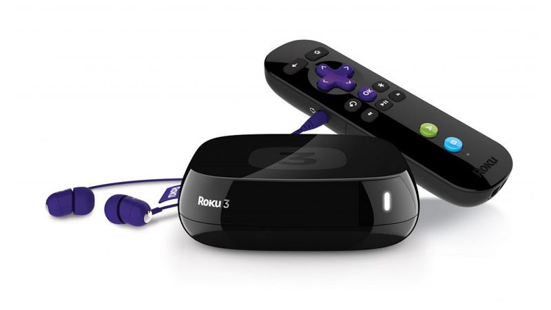 Illustration for article titled The New Roku 3: Super Fast Spanking New Interface and a Wireless Audio Mode