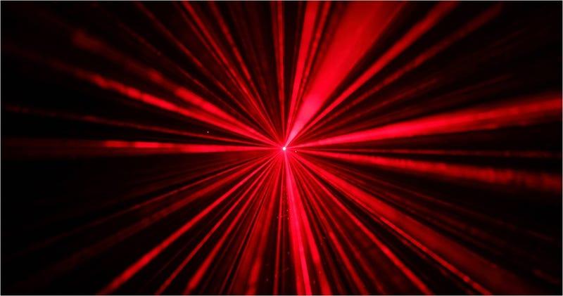 Illustration for article titled Crean un láser capaz de identificar explosivos a 1 km de distancia