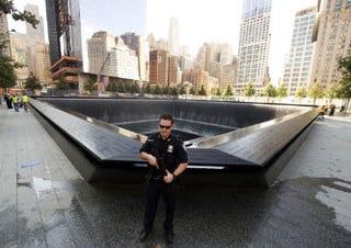 World Trade Center Memorial in New York City (Getty)