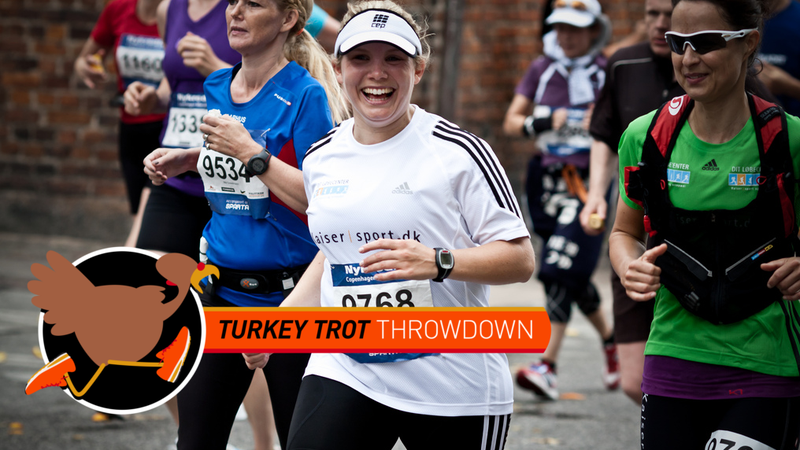 Illustration for article titled Turkey Trot Throwdown, Week 7: Rehearse Your Race With a Progression Run