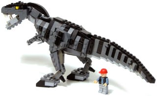 Illustration for article titled New Jurassic World Lego sets coming (YAY LEGO DINOSAURS!)