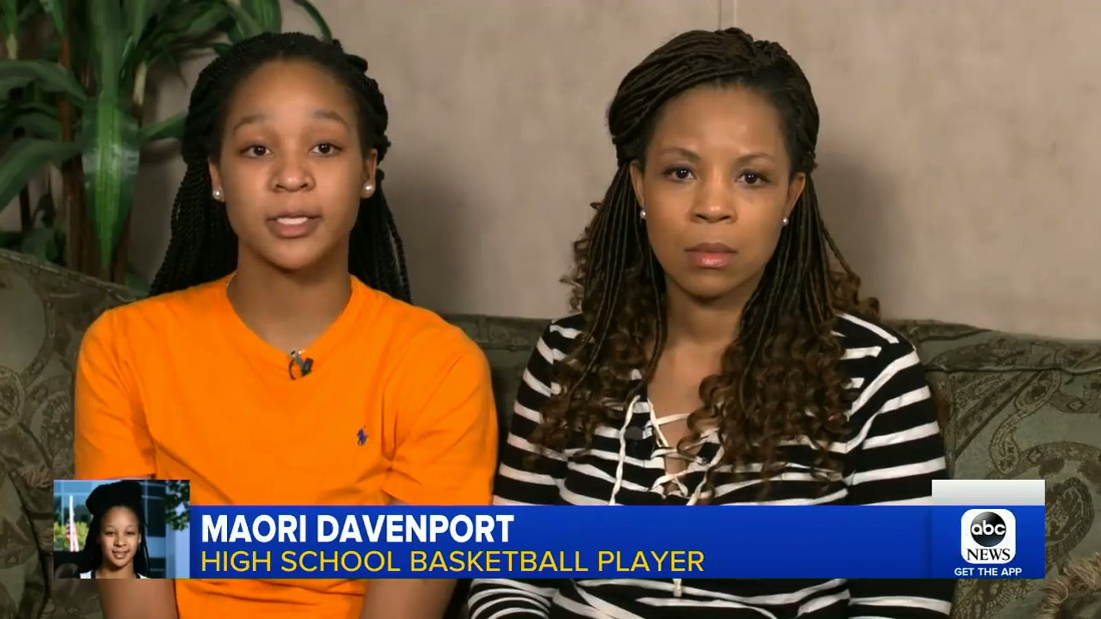 Maori Davenport, Who Was Screwed Over By USA Basketball's Mistake, Can Play High School Ball For Now