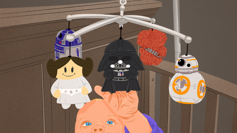 Illustration for article titled How to Introduce Your Kid to Star Wars