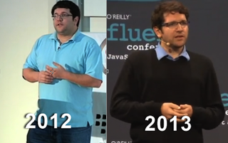 Illustration for article titled How this guy lost 100 pounds in 11 months without suffering