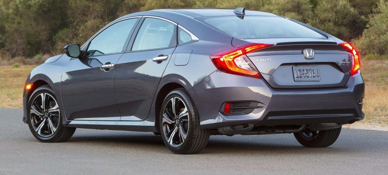 that was fast 2016 honda civic hit with recall and stop sale order for engine problems. Black Bedroom Furniture Sets. Home Design Ideas