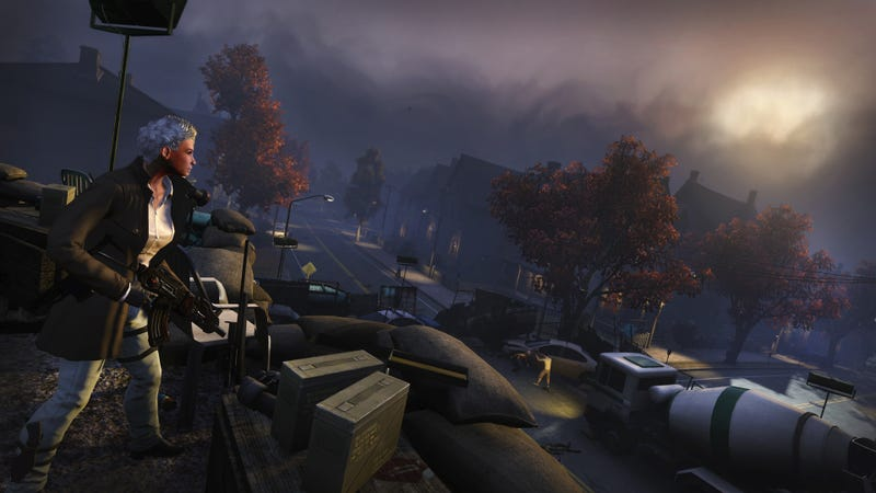 The Secret World Relaunching As Free-To-Play