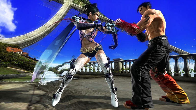 Illustration for article titled Tekken 6's Console-Only Costumes In Detail