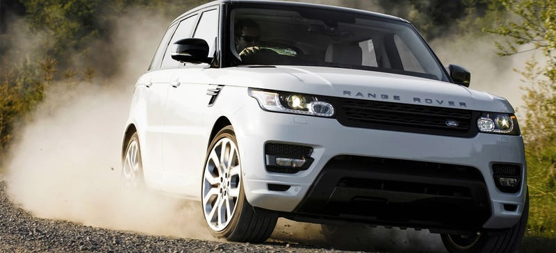 Truck Yeahthe Trucks Are Good A Legit Looking 2016 Range Rover