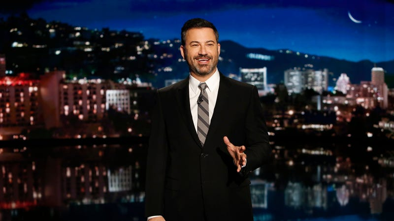 Illustration for article titled Jimmy Kimmel laughs off idea that his new comedy club would even try to keep sexual harassers out