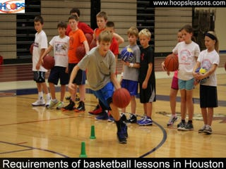 Illustration for article titled REQUIREMENTS OF BASKETBALL LESSONS IN HOUSTON