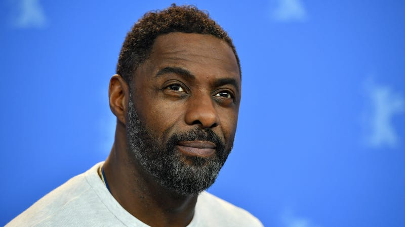Idris Elba at the Yardie photo call during the 68th Berlinale International Film Festival Berlin.