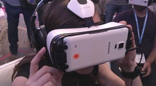Samsungs Gear Vr Headset Will Cost 200