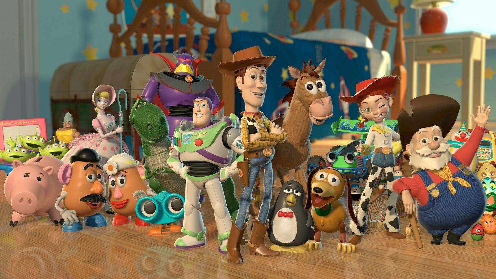 Así fue como Pixar rescató Toy Story 2 tras eliminarla y no tener copias de seguridad