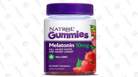 6f09399b4d These Melatonin Gummies Actually Eased My Anxiety and Helped Me Get Some  Sleep