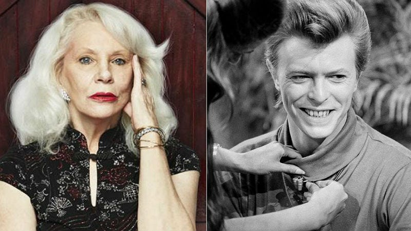 Illustration for article titled 'Celebrity Big Brother' Shows David Bowie's Ex-Wife Grieving, Viewers Are Pissed