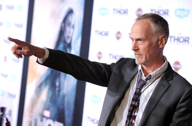 Alan Taylor to Adapt Fantasy Novel Stone Junction for Starlight Media