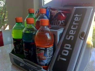 Illustration for article titled Bungie Made Halo: Reach, Look Mountain Dew and Doritos!