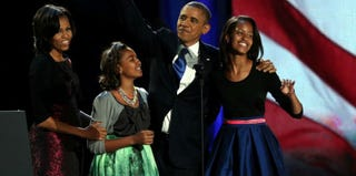 The Obamas (Getty Images)