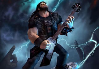 Illustration for article titled You Got Your Brutal Legend In My Rock Band