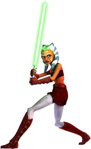 Illustration for article titled Will Ahsoka Dance At Heroes And Chuck's Funerals?