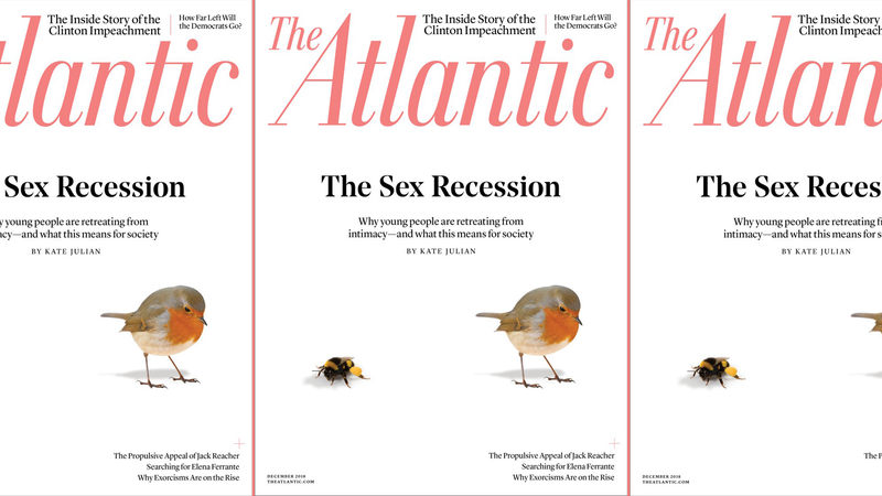Illustration for article titled The Atlantic's Editor-in-Chief is Trying Very Hard to Find Someone Other Than White Men to Write Cover Stories