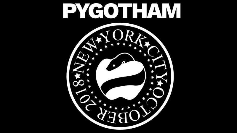 Illustration for article titled FMG Data Does PyGotham 2018