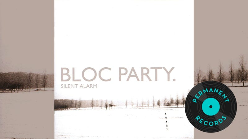 On Silent Alarm, Bloc Party said hello and goodbye to indie rock