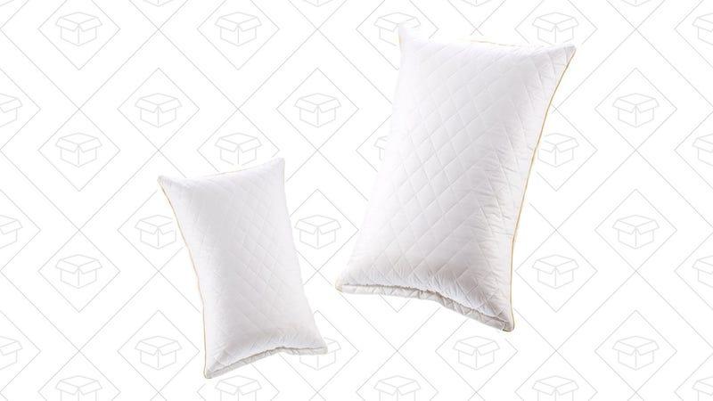 Shredded Memory Foam Pillow, $44-$48