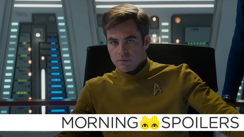 Could Star Trek 4's captain's chair remain empty?