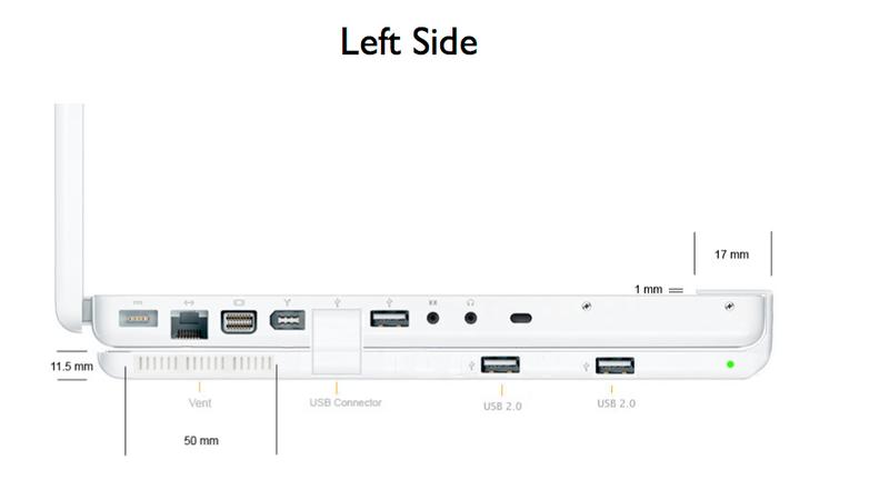 Illustration for article titled Reader Designs: MacBook Cooler and Docking Station
