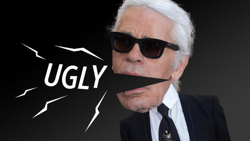 Illustration for article titled Karl Lagerfeld Is Such a Fucking Bitch: A Guide to Fashion's Loudest Misogynist