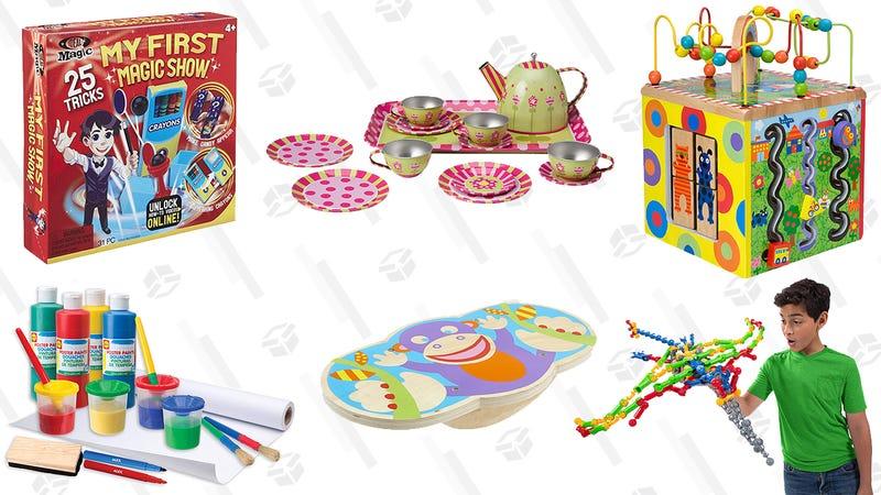ALEX Toys at Amazon